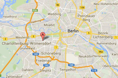 Berlin big map